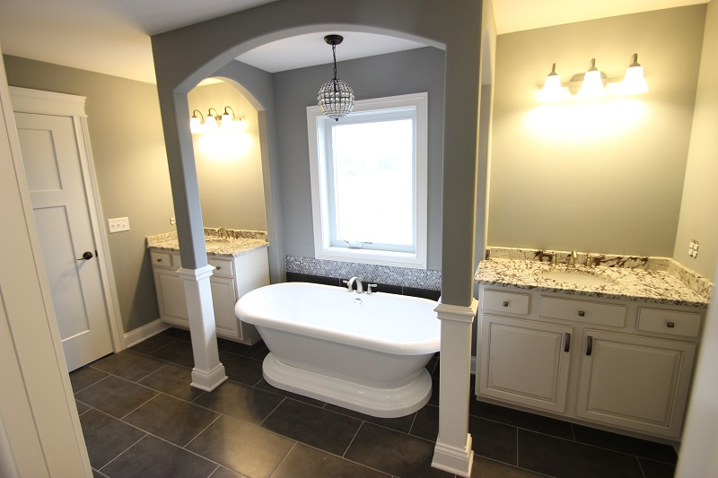 Do you prefer a bathtub in your master suite?