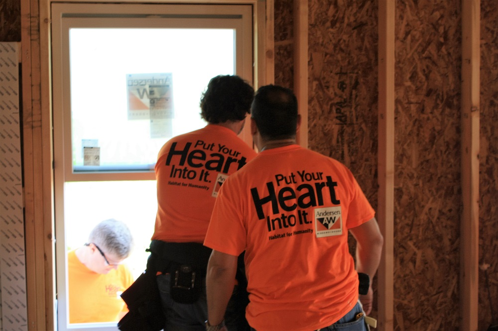 Update on Habitat for Humanity home in Fairdale, IL
