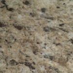 Light tan and gray granite