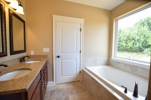 Ashbury master bathroom