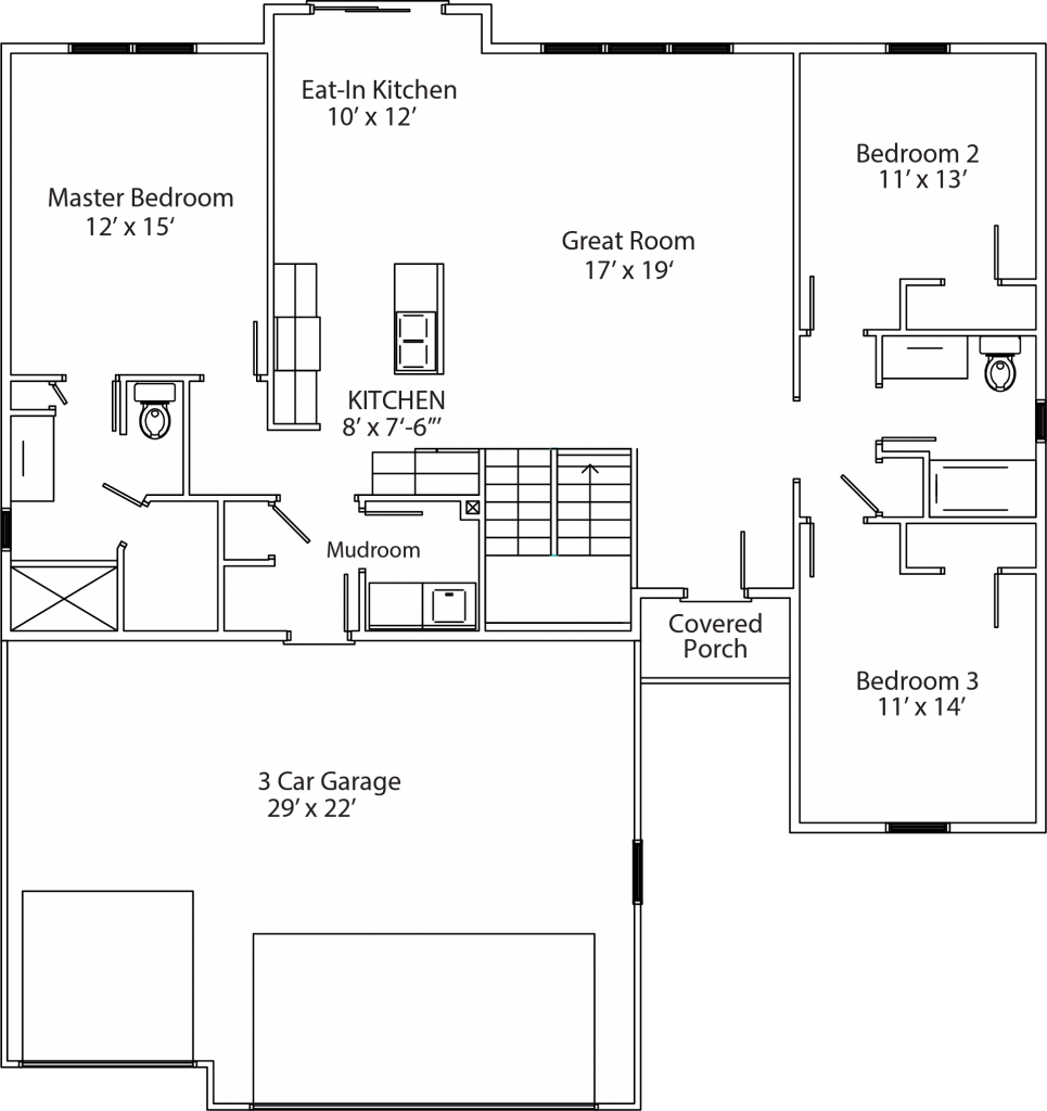 whittemore floor plan layout