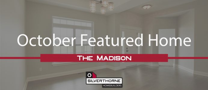 October featured home: the madison